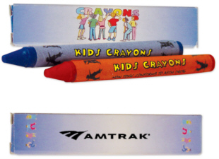 Personalized Crayons & Custom Logo Crayons